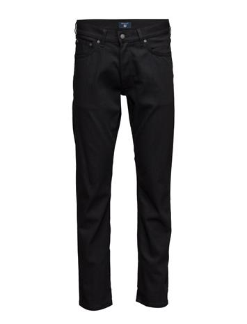 GANT Reg. Straight Black Is Black Jean 14673126