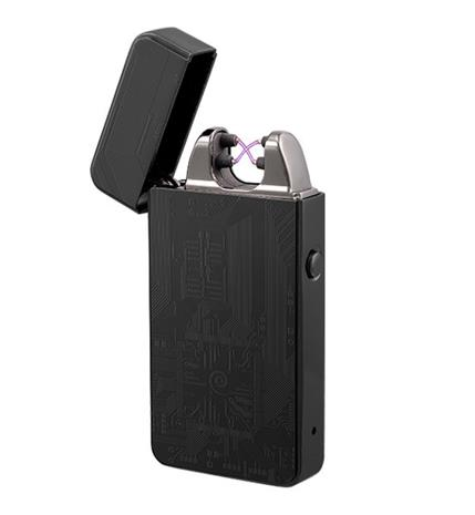 Plazmatic X Lighter Hacked Terminal - Electric USB lighter - SILENT TECHNOLOGY