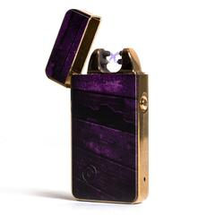 Plazmatic X Lighter Executive Nightfall - Electric USB lighter