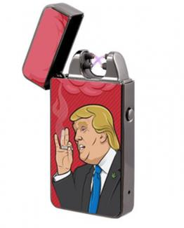 Plazmatic X Lighter Make America Baked Again - Electric USB lighter (LIMITED EDITION!)