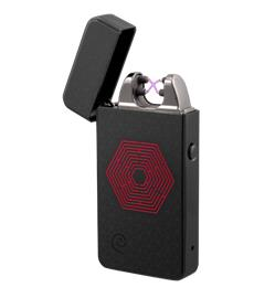 Plazmatic X Lighter Hex Labyrinth - Electric USB lighter