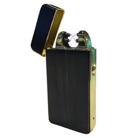 Plazmatic X Lighter Executive Dark Matter - Electric USB Lighter