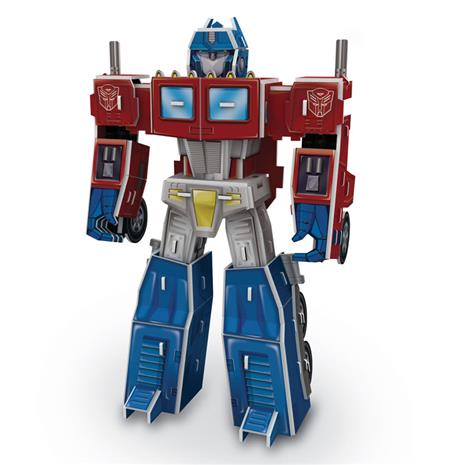 Transformers Optimus Prime 3D-palapeli