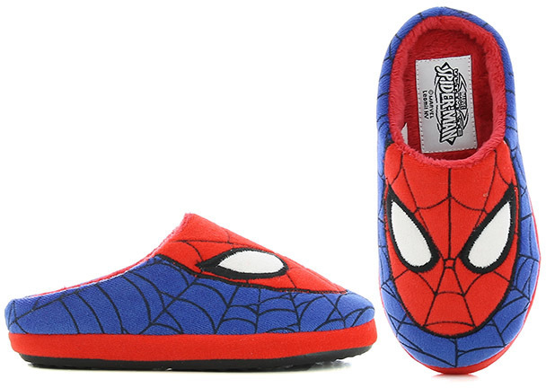 Spiderman - Disney Spiderman, Tossut, Sininen/Punainen