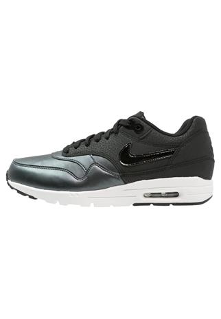 Nike Sportswear AIR MAX 1 ULTRA Matalavartiset tennarit black/metallic hematite