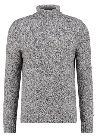 Topman SLIM FIT Neule grey