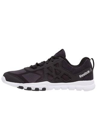 Reebok SUBLITE TRAIN 4.0 Kuntoilukengät black/ash grey/white