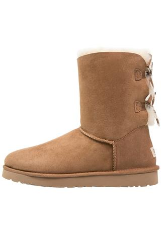 UGG BAILEY BOW Nilkkurit brown