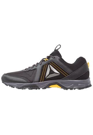 Reebok TRAIL VOYAGER 3.0 Vaelluskengät black/yellow/grey/pewter