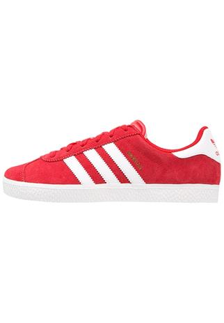 adidas Originals GAZELLE 2 Matalavartiset tennarit scarlet/white