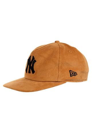 New Era COOPERSTOWN Lippalakki noir/marron