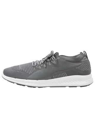 Puma IGNITE EVOKNIT 3 D PACK Matalavartiset tennarit steel gray/drizzle/white