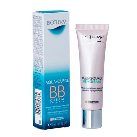 Biotherm Aquasource BB Cream Fair to Medium SPF15 Sensitive Skin 30ml