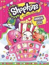 Shopkins Annual 2016, kirja