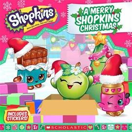 A Merry Shopkins Christmas (Meredith Rusu), kirja