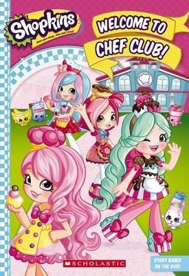 Shopkins Junior Novel (Scholastic), kirja