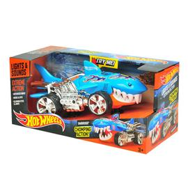 Hot Wheels - Extreme Action - Light and Sound - Sharkruiser (90512)