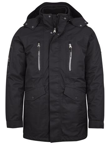 Lindbergh Functional Jacket Black