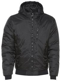 Shine 'Ripstop' Jacket - Black
