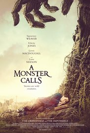 A Monster Calls (2016, Blu-Ray), elokuva