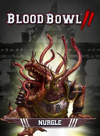 Blood Bowl 2 - Nurgle, PC-peli