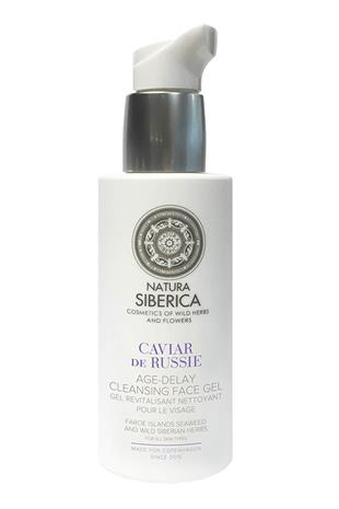 Natura Siberica Age-Delay Cleansing Face Gel