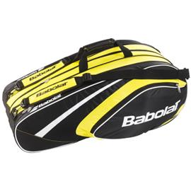 BABOLAT Club Racketholder x12 Yellow