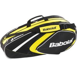 BABOLAT Club Racketholder x6 Yellow
