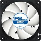 Arctic Cooling F8 PWM PST Value Pack