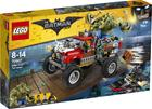 Lego Batman Movie 70907, Killer Croc Tail-Gator