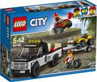 Lego City Great Vehicles 60148, mönkijäkisatiimi