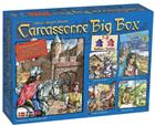 Carcassonne: Big Box (skandinaviskt)