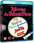 Movies For Music Fans: Vol. 2 (Blu-ray), elokuva