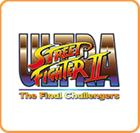 Ultra Street Fighter 2: The Final Challengers, Nintendo Switch -peli