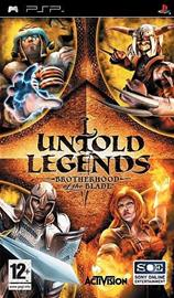 Untold Legends: Brotherhood of the Blade, PSP-peli