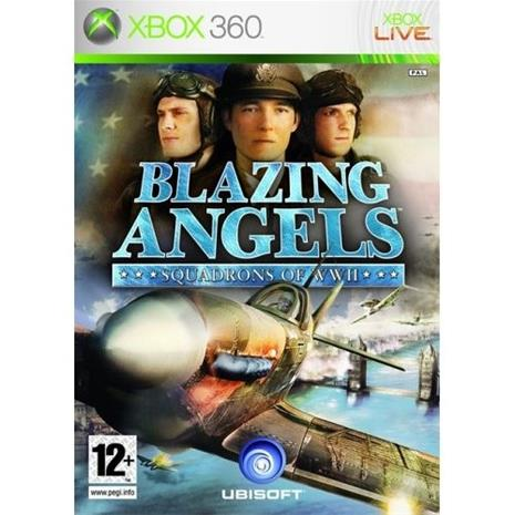 Blazing Angels - Squadrons of WWII, Xbox 360 -peli