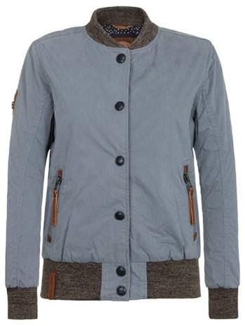 Naketano U Like Dirty Jacket bluegrey / harmaa Naiset