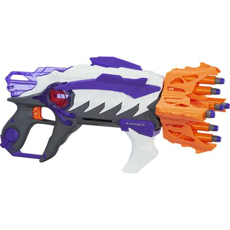 NERF Alien Menace Ravager -ase