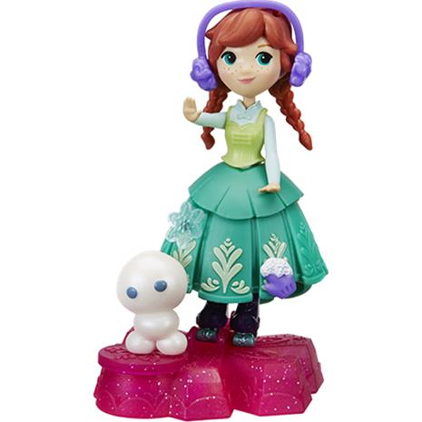Disney Frozen Little Kingdom Glide'n'Go, mininukke Anna
