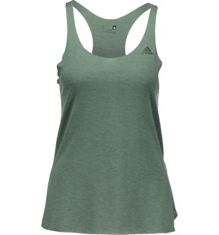 Adidas W PRIME TANK TRACE GREEN