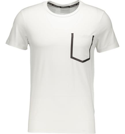 Peak Performance M TECH TEE WHITE