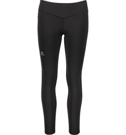 Salomon W ELEVATE LONG TIGHT BLACK