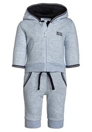 BOSS Kidswear SET Collegetakki bleu clair chine