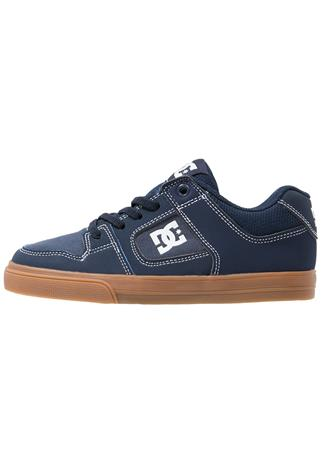 DC Shoes PURE Matalavartiset tennarit navy