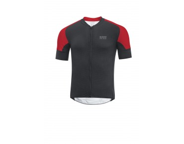 GORE BIKE WEAR OXYGEN CC Jersey black/red M