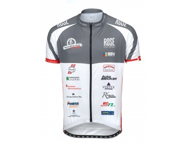ROSE MUKO BIKE TOUR 2017 jersey black/red/white XXXL