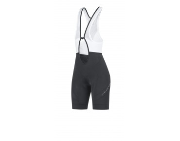 GORE BIKE WEAR POWER LADY Bibtights short+ black 44