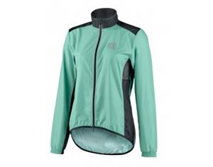 ROSE PRO FIBRE WIND womens windbreaker malibu/black 40'