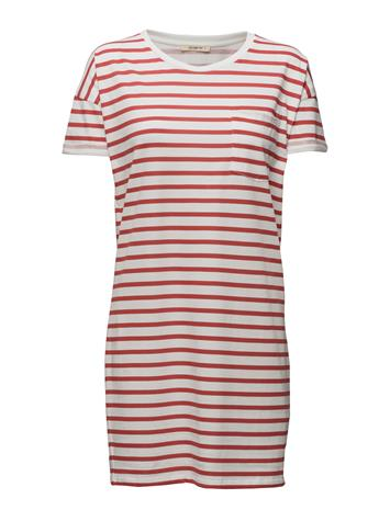 Lee Jeans Tee Dress Faded Red 15269220