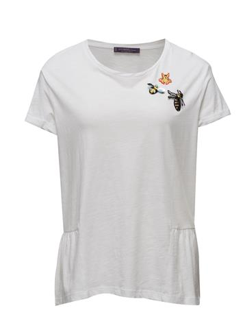 Violeta by Mango Embroidered Detail T-Shirt 15499581